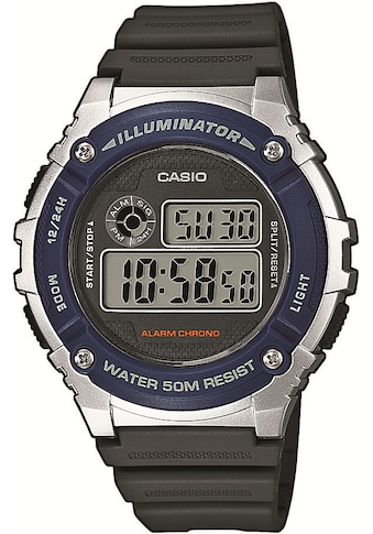 Casio Collection Chronograph »W-216H-2AVEF« kaufen