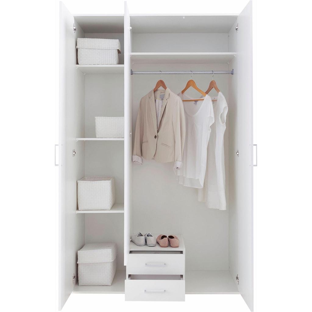 Schlafkontor Kleiderschrank »Karl«, in 2 Breiten