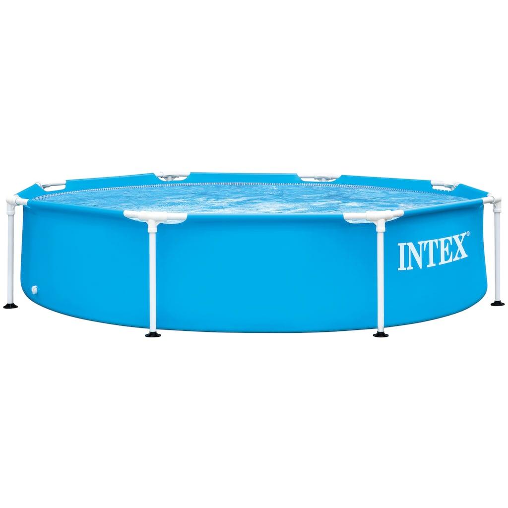 Intex Framepool, ØxH: 244x51 cm