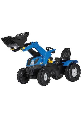 Rolly Toys Tretfahrzeug »New Holland«, Kindertraktor mit Lader kaufen
