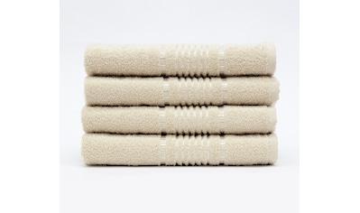 Handtuch Set, »Prisma 4 - teilig«, Döhler kaufen