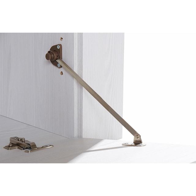 TRENDMANUFAKTUR Wohnwand »Larona« (Set, 4-tlg)