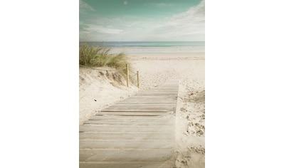 Consalnet Fototapete »Strand«, Motiv kaufen
