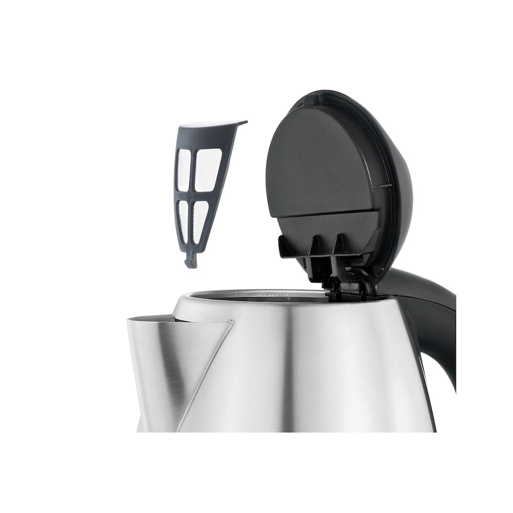 WMF Wasserkocher »BUENO«, 1,7 l, 2400 W, Cromargan