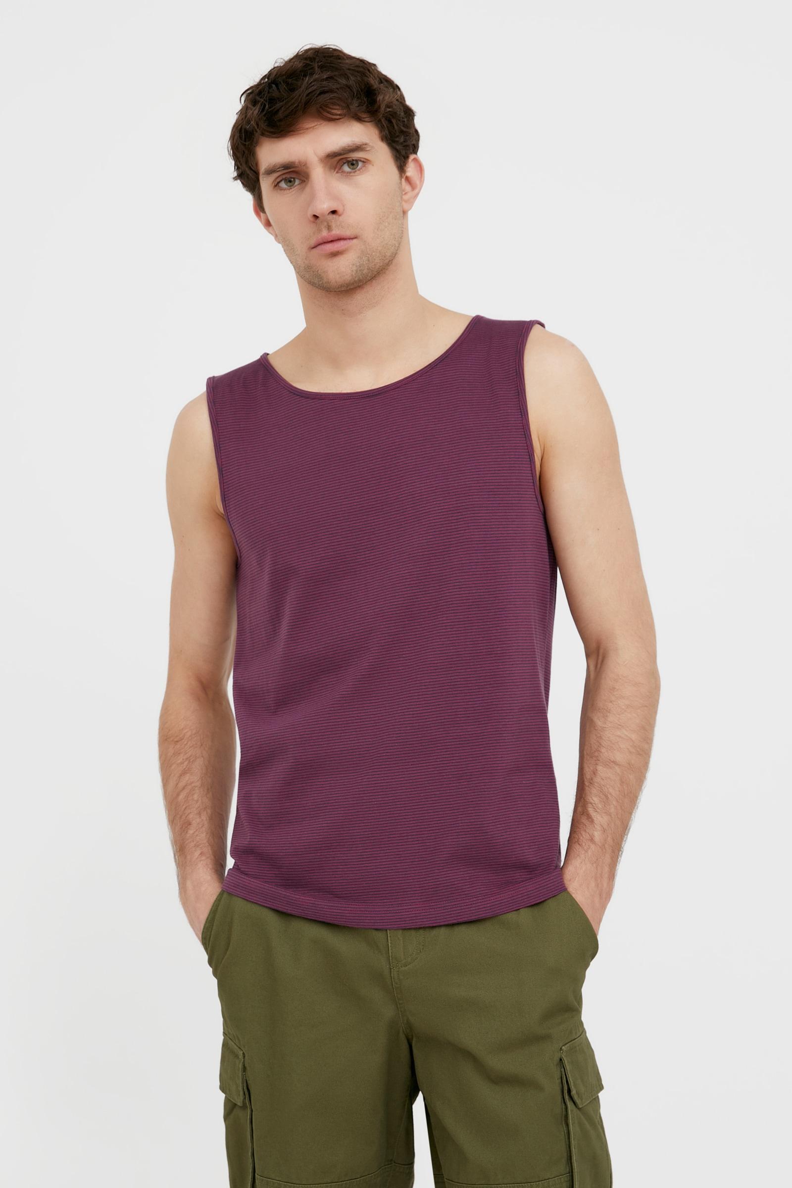 finn flare -  T-Shirt, mit modischem Streifendesign