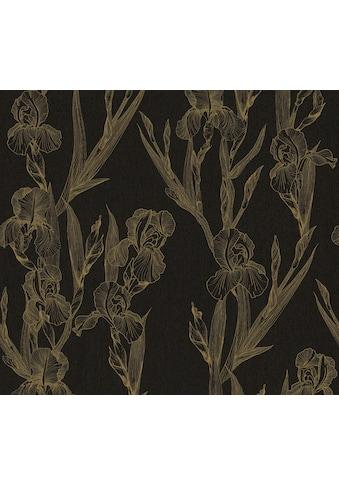 Daniel Hechter Vliestapete, botanisch-floral, mit Blumen kaufen