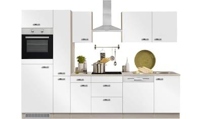 OPTIFIT Küchenzeile »Faro«, ohne E - Geräte, Breite 300 cm kaufen