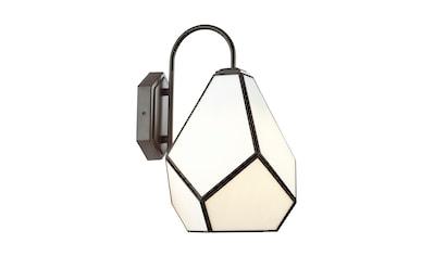 FAVOURITE Wandleuchte »Eislager«, in eleganter Kristallform kaufen