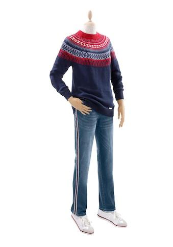 Casual Looks Pullover im Norwegerdessin kaufen