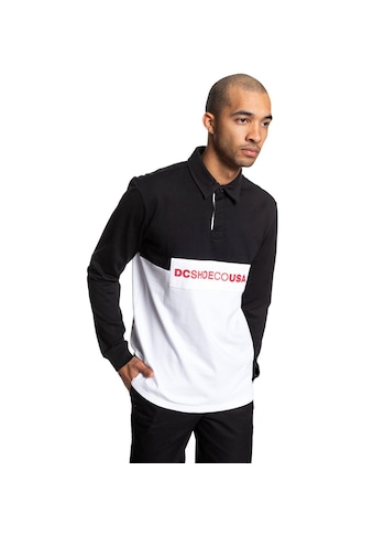 DC Shoes Langarm - Poloshirt »Waumbeck« kaufen