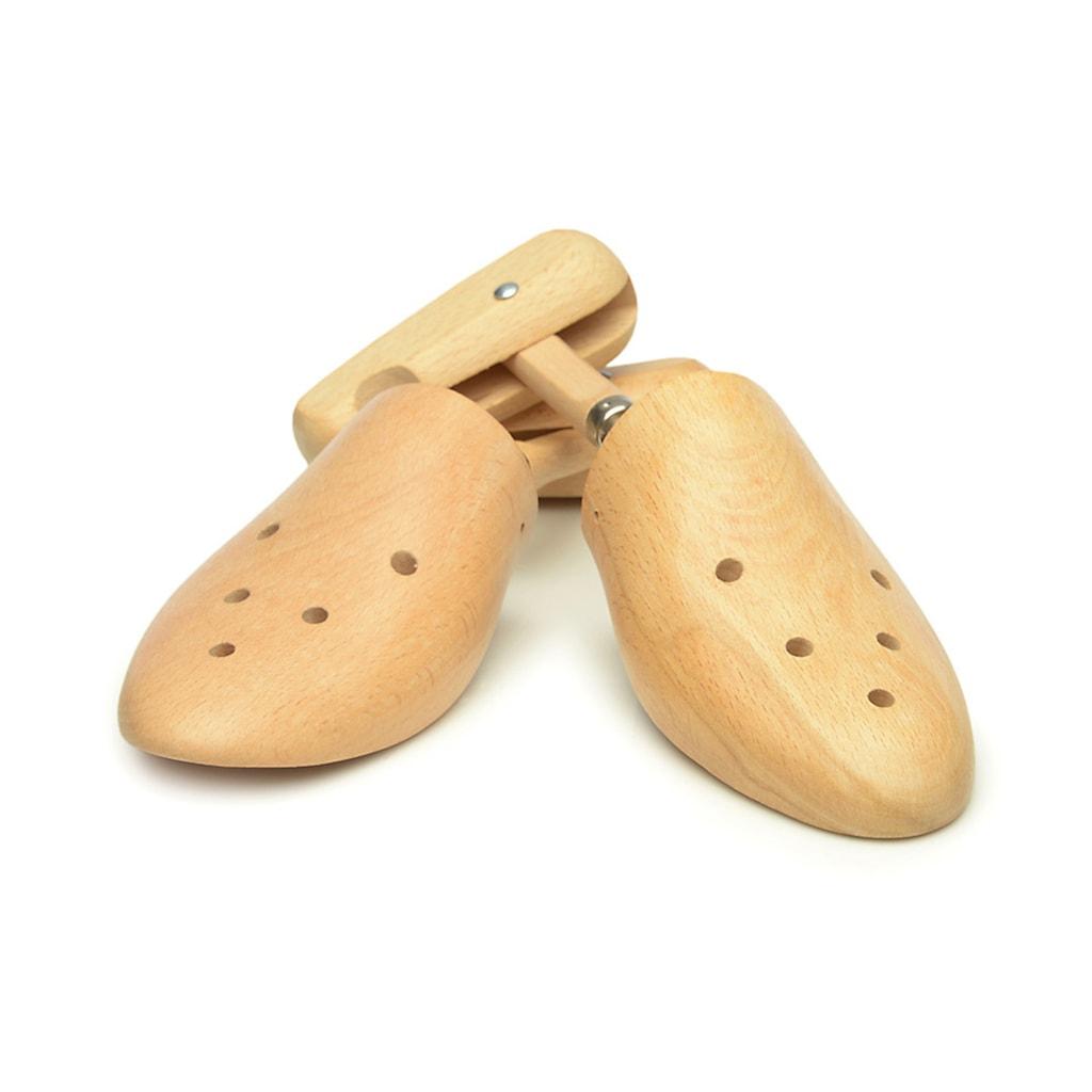 Nico Schuhspanner »Schraubspanner Buche«, Erhält die Schuhform und glättet Gehfalten