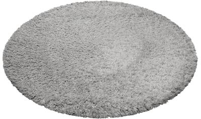 Esprit Hochflor-Teppich »YOGI«, rund, 50 mm Höhe kaufen