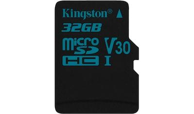 Kingston Speicherkarte »microSDXC Canvas Go! 32 GB ohne Adapter« kaufen
