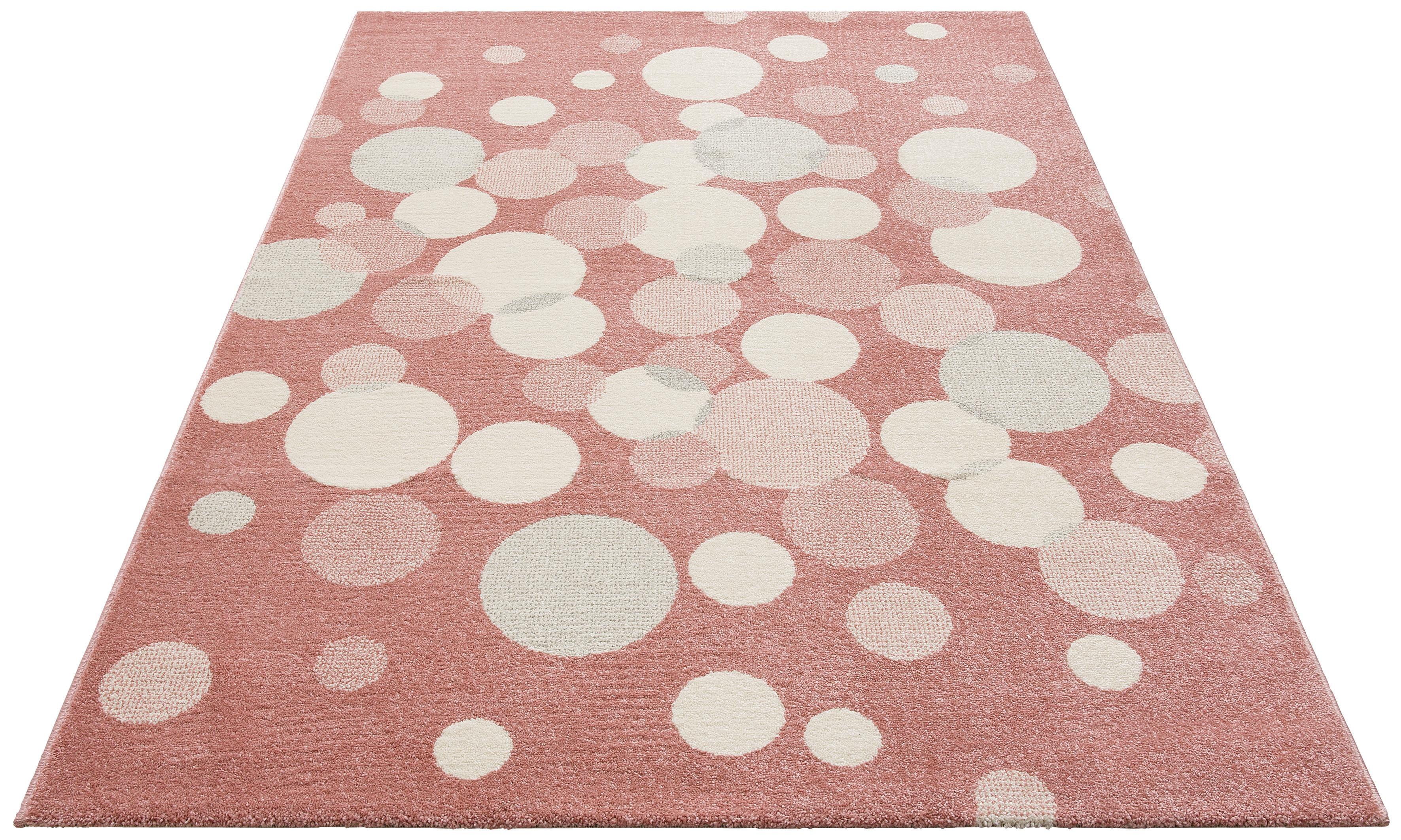 Teppich Danu my home rechteckig Höhe 13 mm maschinell gewebt