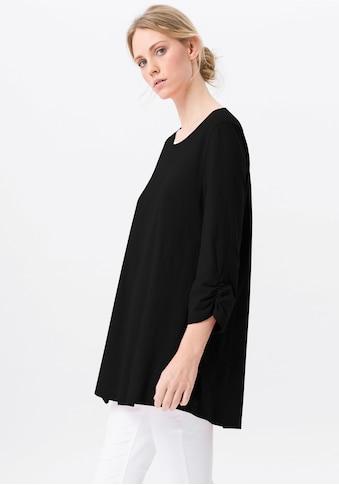 Green Cotton 3/4-Arm-Shirt »Longshirt«, . kaufen