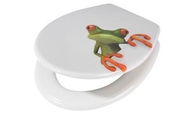 ADOB WC-Sitz »Cortina Frosch«, Mit Absenkautomatik kaufen