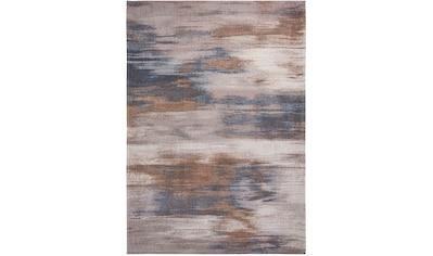 louis de poortere Teppich »MONETTI«, rechteckig, 3 mm Höhe, Flachgewebe, modernes... kaufen