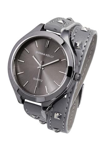 Armbanduhr in Wickeloptik kaufen