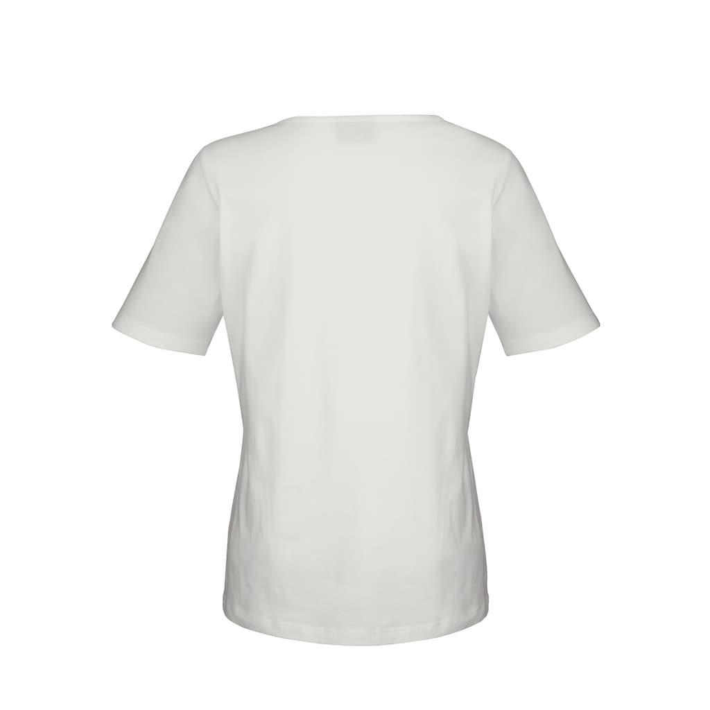 Dress In Shirt mit Ankerdruck