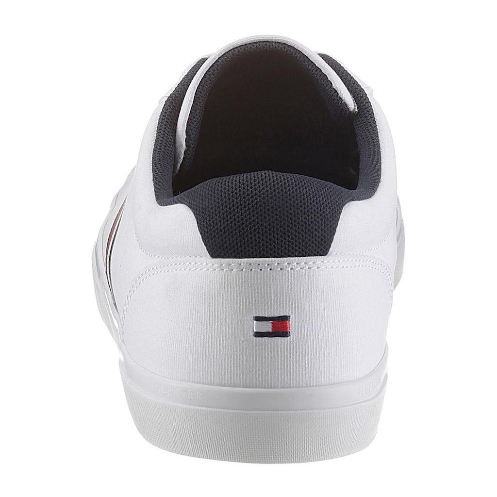Tommy Hilfiger Sneaker »ESSSENTIAL STRIPES DETAIL SNEAKER«, mit Tommy Streifen