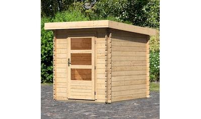 WOODFeeling Gartenhaus »Bastrup 1« kaufen