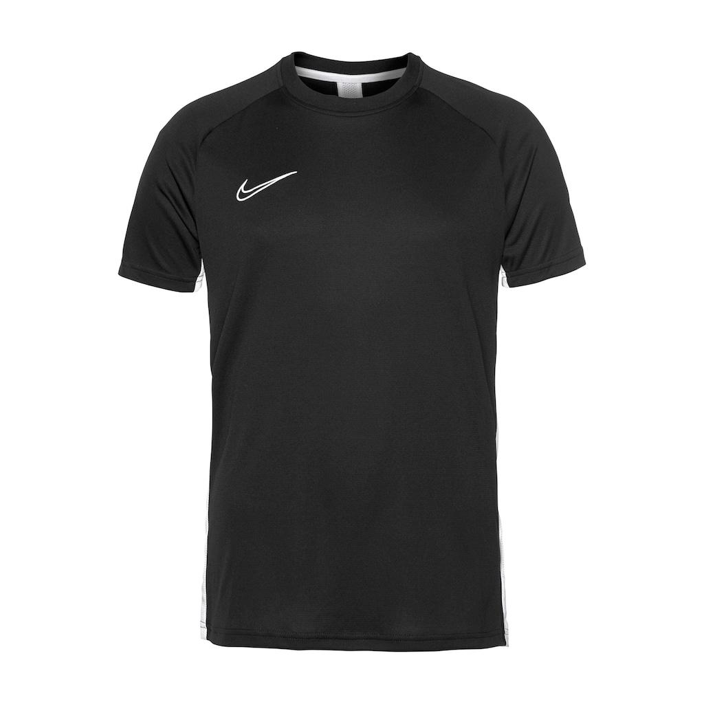 Nike T-Shirt »MEN NIKE DRY ACADEMY TOP SHORTSLEEVE«, DRI-FIT Technology