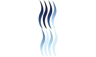 KLEINE WOLKE Selbstklebefolie »Wave«, für Badezimmer -  und Duschtrennwände kaufen