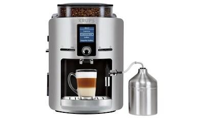 Krups Kaffeevollautomat EA826E, 1,8l Tank, Kegelmahlwerk kaufen