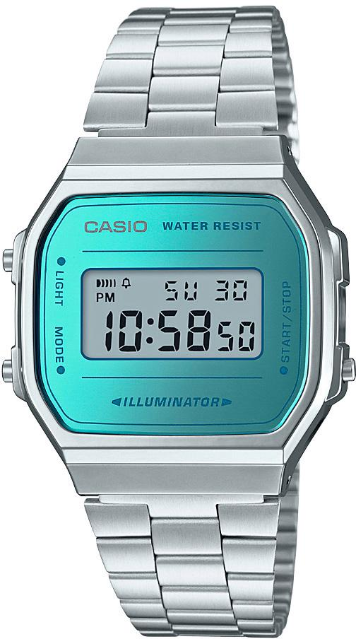 Casio Collection Chronograph A168WEM-2EF Preisvergleich