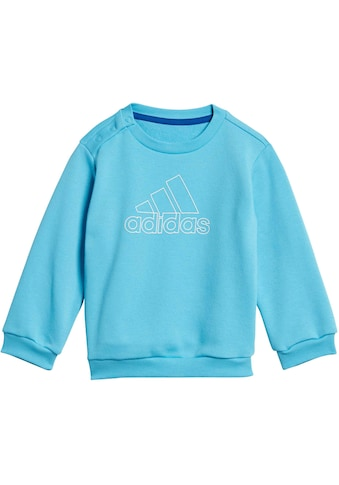 adidas Performance Jogginganzug »MUST HAVE LOGO JOGGER FLEECE« (Set, 2 tlg.) kaufen