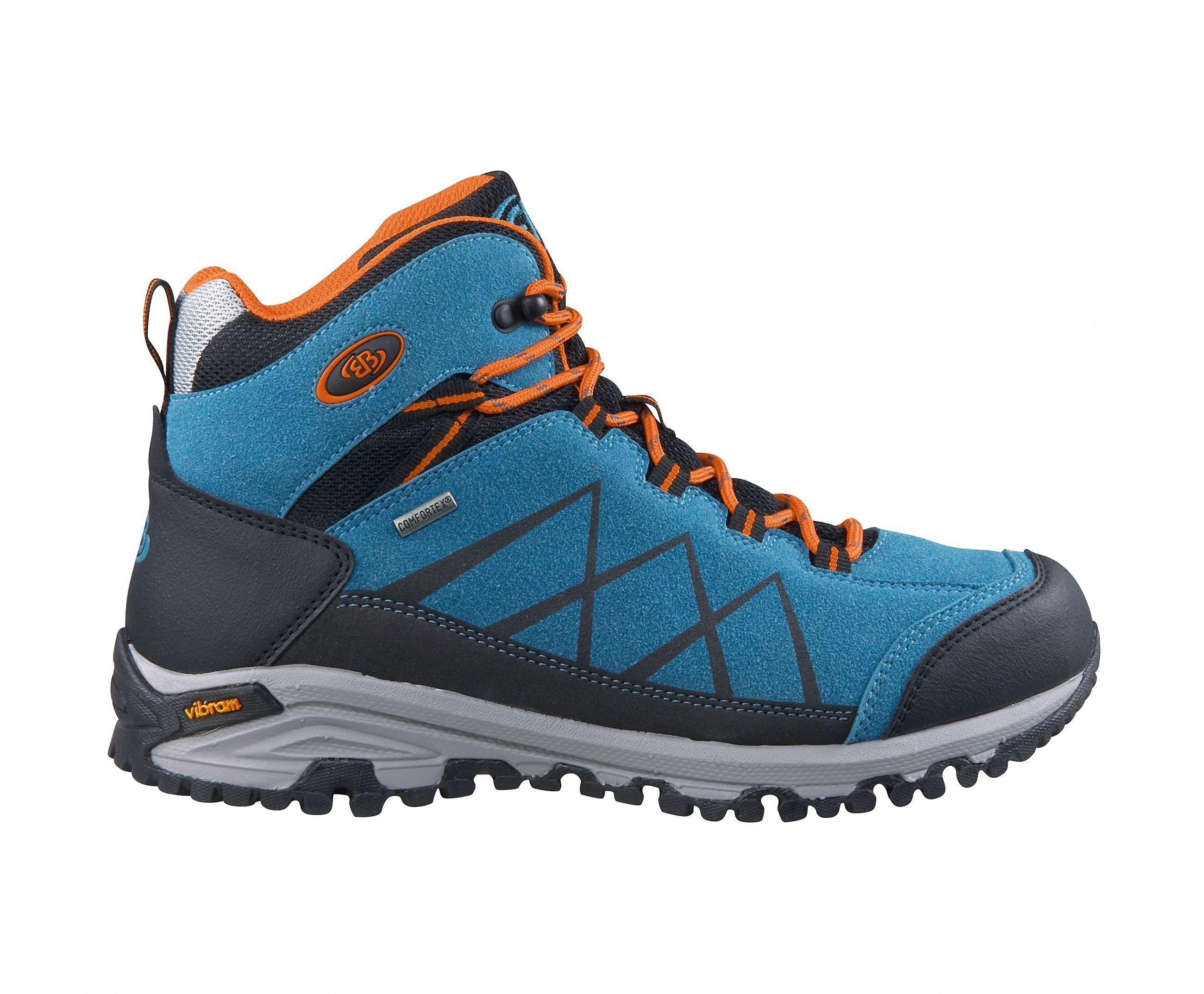 BRÜTTING Trekkingschuh Outdoorstiefel Kansas High | Schuhe > Outdoorschuhe > Trekkingschuhe | Blau | Brütting