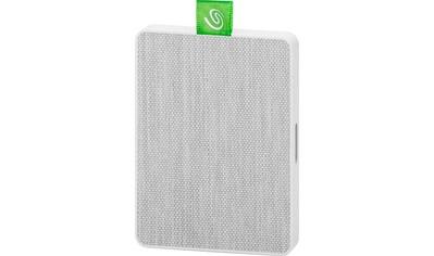 Seagate »Ultra Touch SSD« externe SSD - Festplatte kaufen