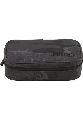 NITRO Federtasche »Pencil Case XL, Forged Camo« kaufen