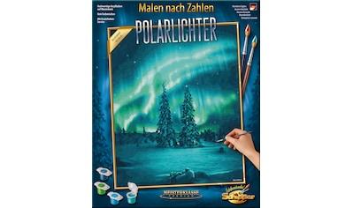 Schipper Malen nach Zahlen »Meisterklasse Premium - Polarlichter«, Made in Germany kaufen