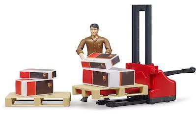 "Bruder® Spielzeug - Gabelstapler ""UPS Logistik"" (Set) kaufen"