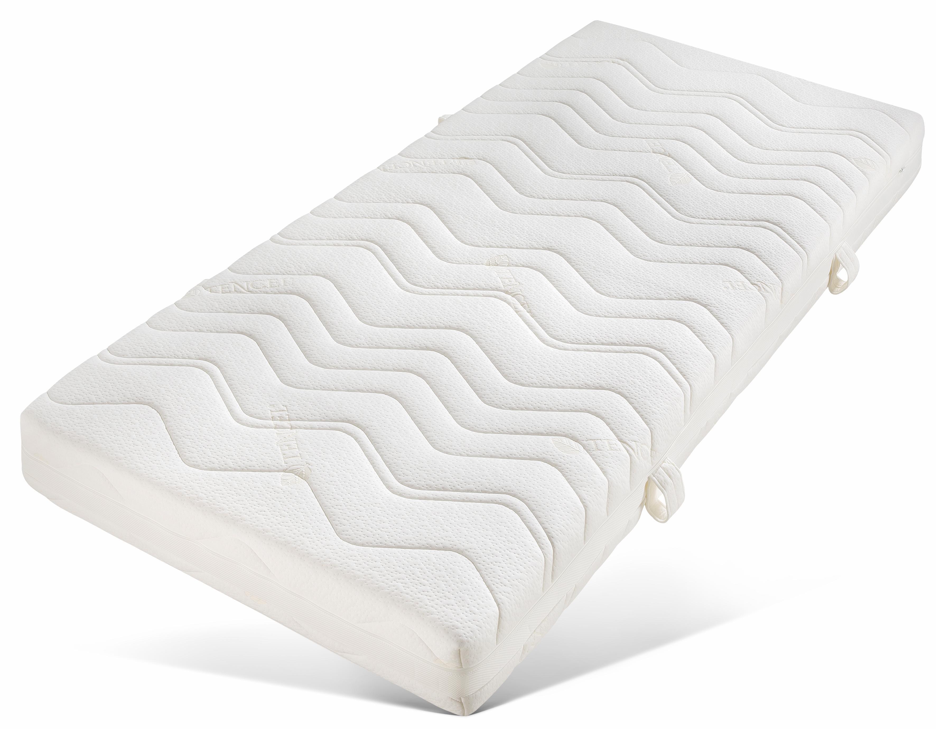 Taschenfederkernmatratze Jubiläumsmatratze TFK Badenia Trendline 18 cm hoch