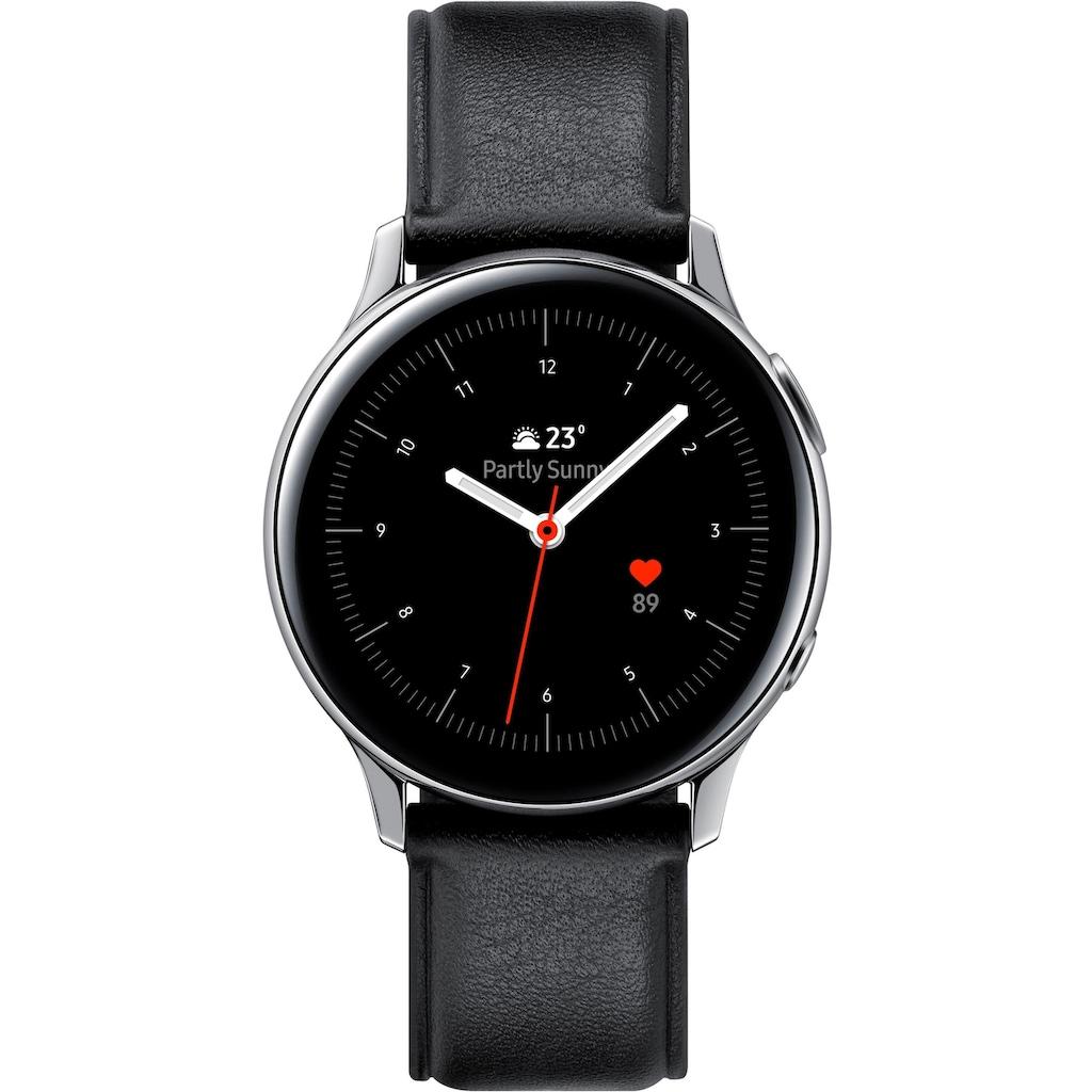 Samsung Smartwatch »Galaxy Watch Active2, 40mm, Bluetooth (SM R830)«, ( )