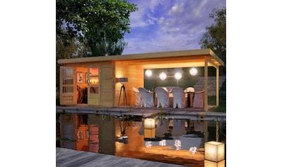 KONIFERA Gartenhaus »Schloßsee 5« kaufen