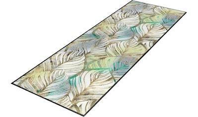 Läufer, »Lapas«, wash+dry by Kleen - Tex, rechteckig, Höhe 7 mm, gedruckt kaufen