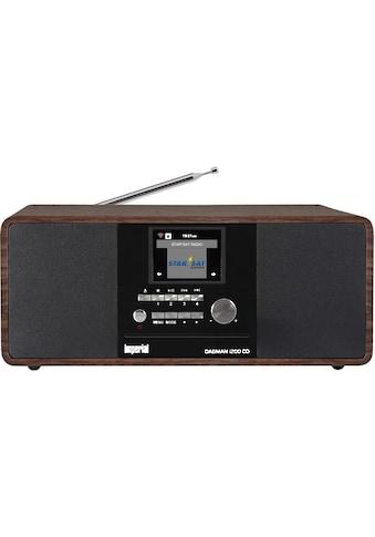 IMPERIAL by TELESTAR CD-Player »DABMAN i200 CD«, (WLAN-Bluetooth-CD Digitalradio... kaufen