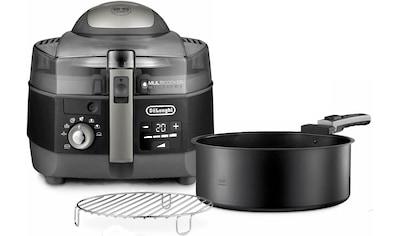 De'Longhi Heissluftfritteuse »MultiFry EXTRA CHEF PLUS FH1396.BK«, Multicooker mit... kaufen