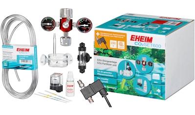 EHEIM Aquariumpflege »CO2-Düngeanlagen-Set 600«, Mehrwegsystem ohne Flasche kaufen