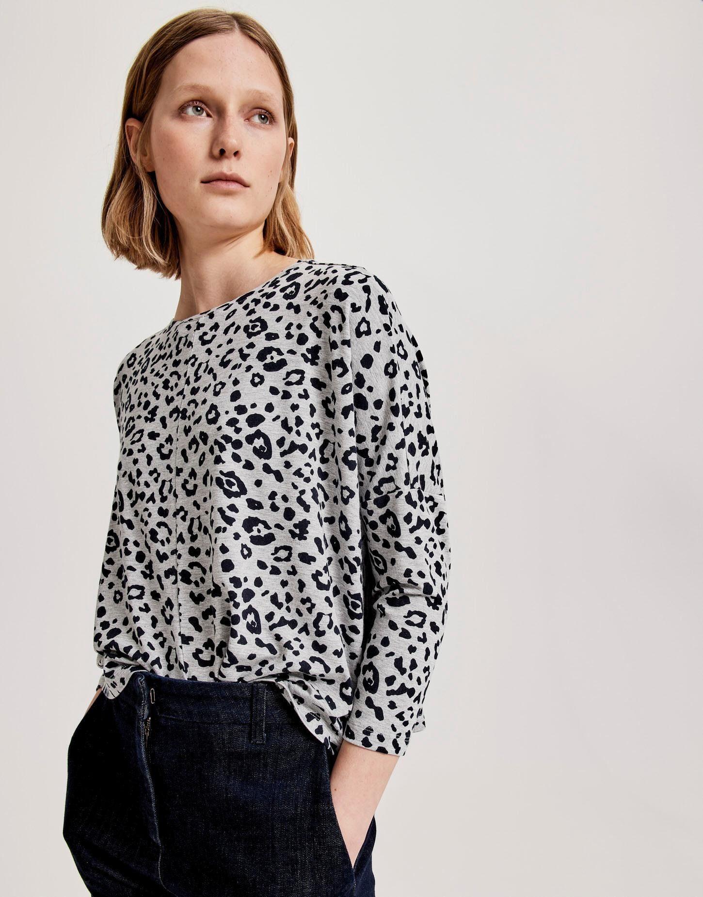 OPUS Oversize-Shirt Seolin | Bekleidung > Shirts > Oversize-Shirts | Opus