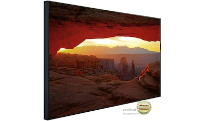 Papermoon Infrarotheizung »Herrlicher Sonnenaufgang«, sehr angenehme Strahlungswärme kaufen