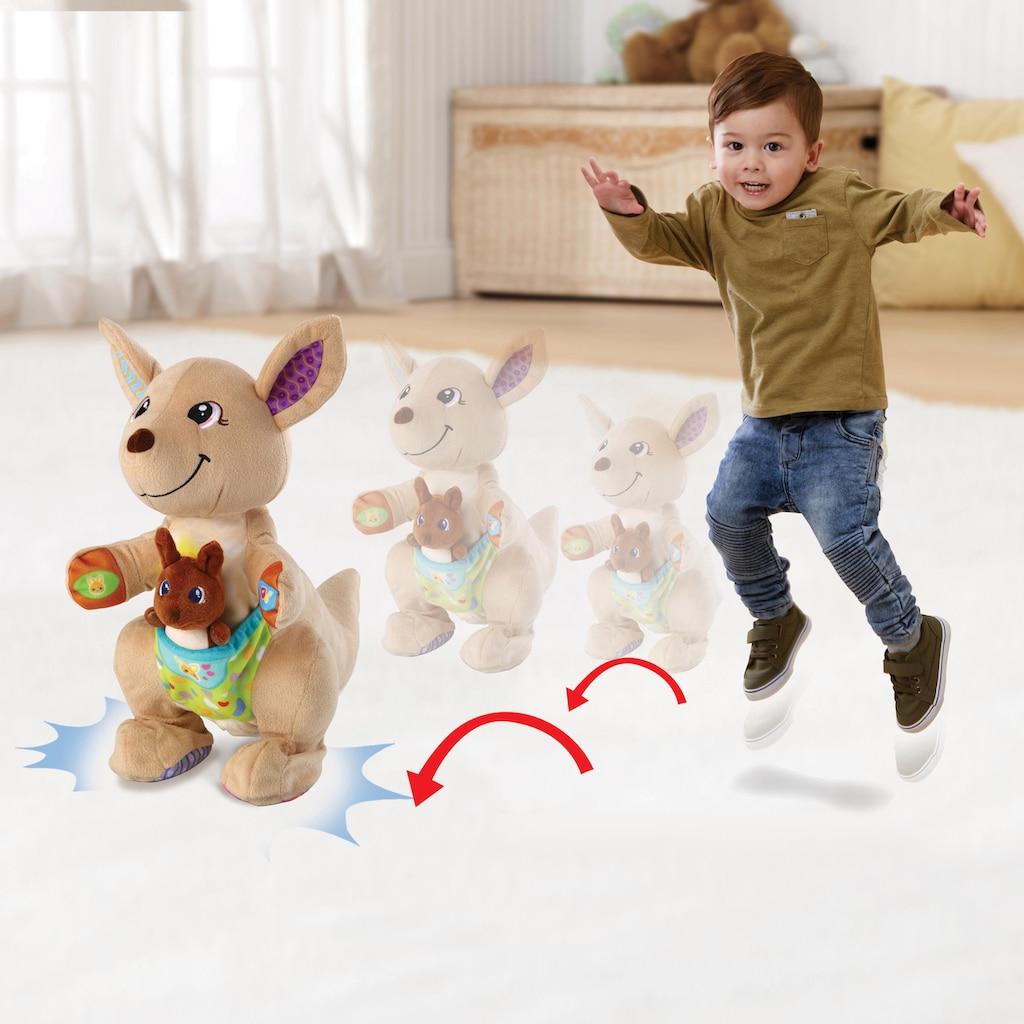 Vtech® Kuscheltier »Hüpf-mit-mir-Känguru«
