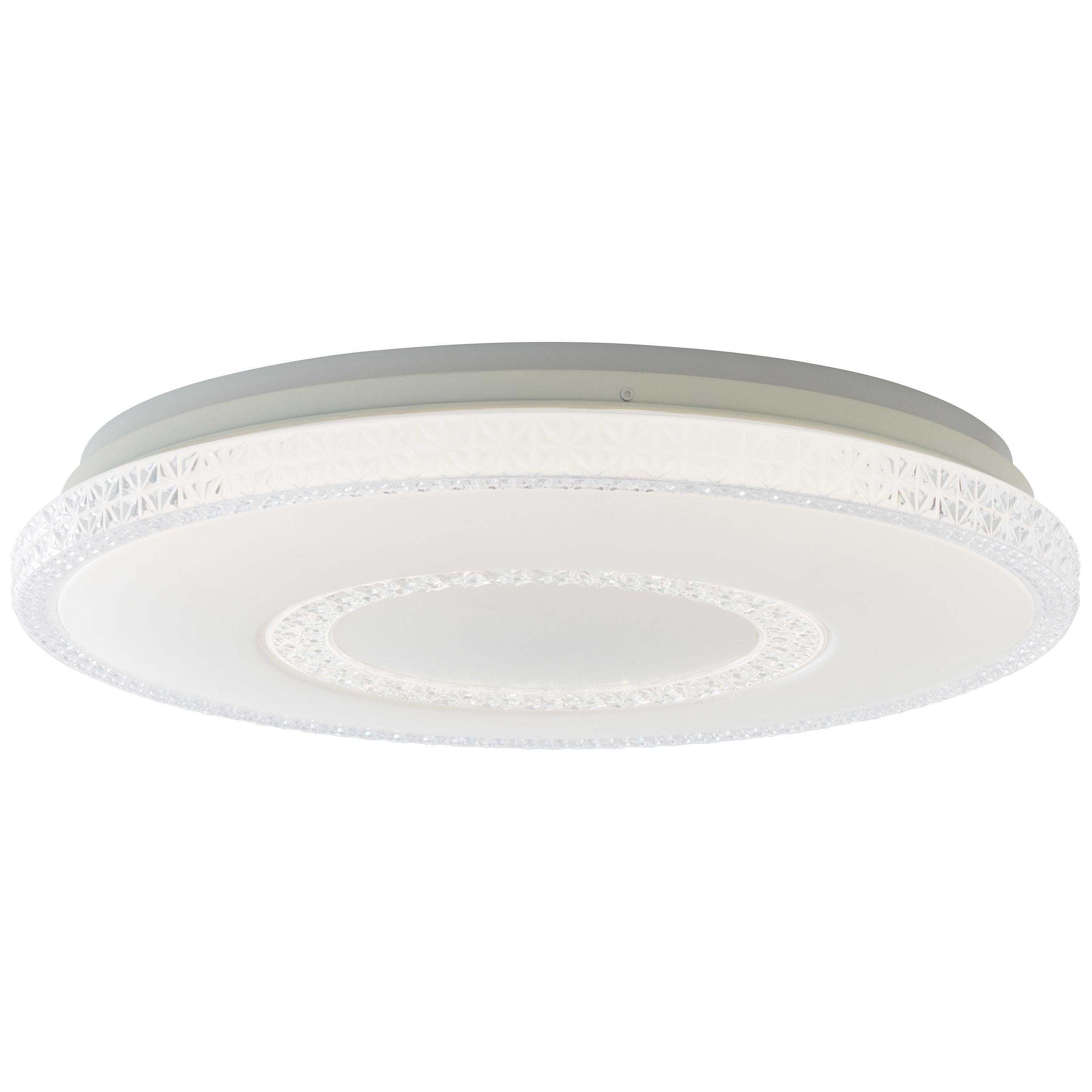 Brilliant Leuchten Susie LED Deckenleuchte 50cm weiß