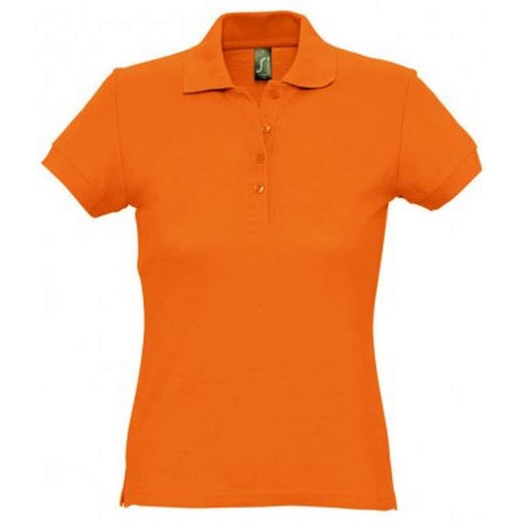 SOLS Poloshirt »Passion Damen Polo-Shirt, Kurzarm«