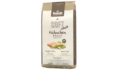 Bosch Petfood Trockenfutter »Soft Huhn und Banane«, (1), 12,5 kg kaufen