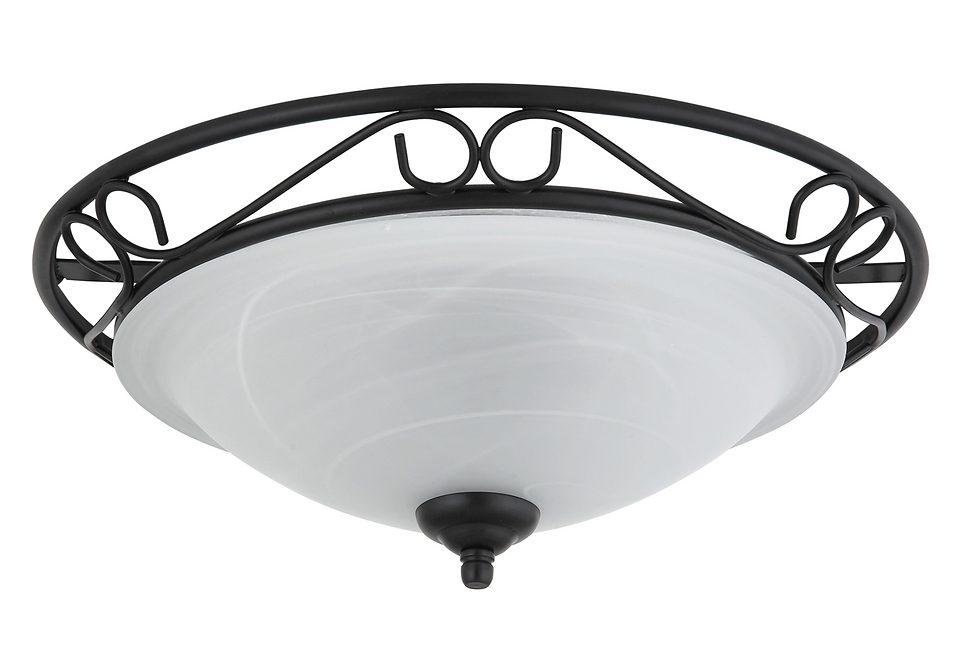 Rabalux Deckenleuchte ATHEN, E27, Deckenlampe