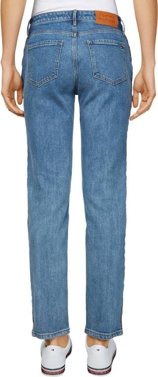 TOMMY HILFIGER Straight Jeans »RIVERPOINT CIGARETTE HW A WALA« online kaufen